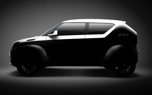 Suzuki представя два прототипа - нов хечбек и бъдещ Jimny