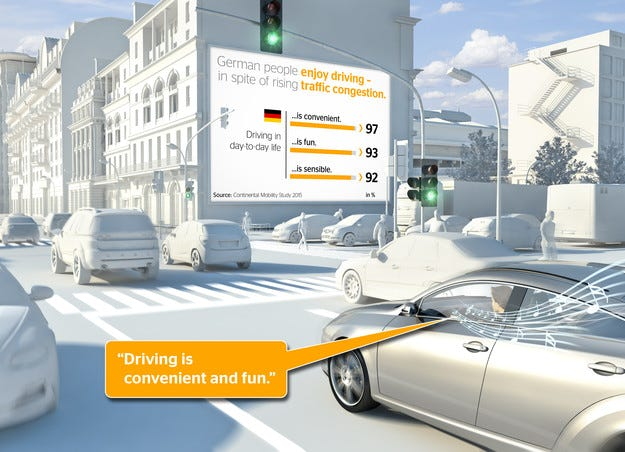 Continental: Светът продължава да обича автомобила