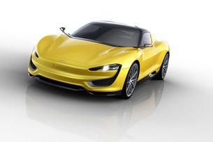 Magna Steyr показа нов двуместен спортен автомобил