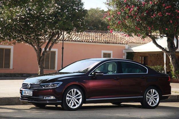 Volkswagen Passat е автомобил на годината в Европа