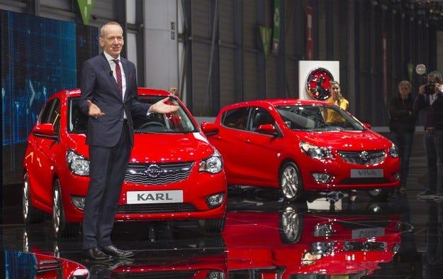 Opel Geneva