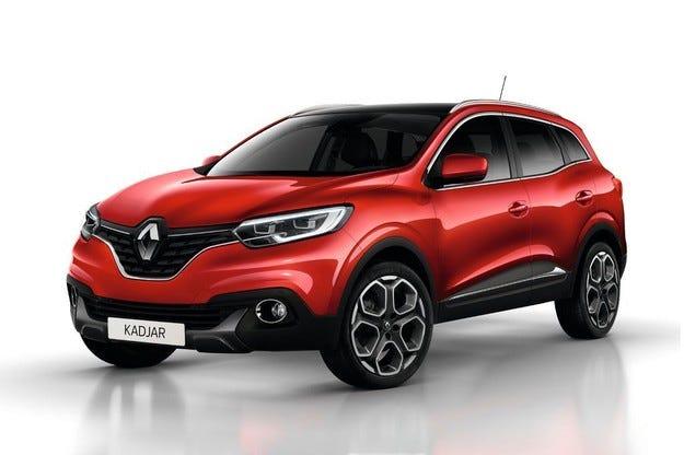 Renault на автосалона в Женева