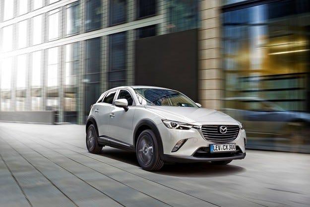 Mazda в Женева