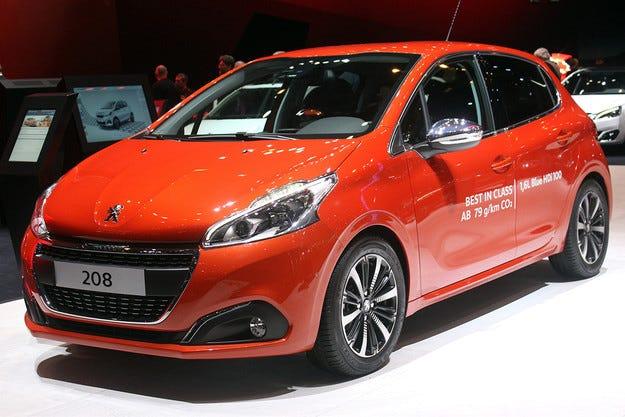 Peugeot обнови най-популярния модел в гамата си