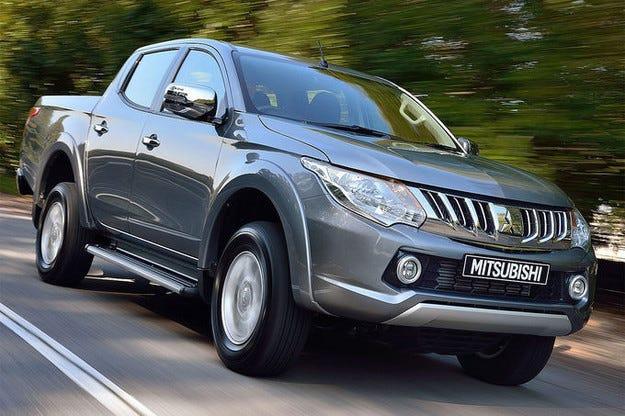 Европейска премиера на новия пикап Mitsubishi L200