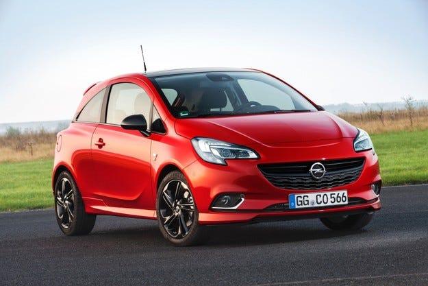 Новият Opel Corsa с турбодвигател и мощност 150 к.с.