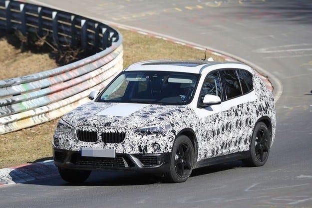 Новият BMW X1: От 2015 основно с предно предаване
