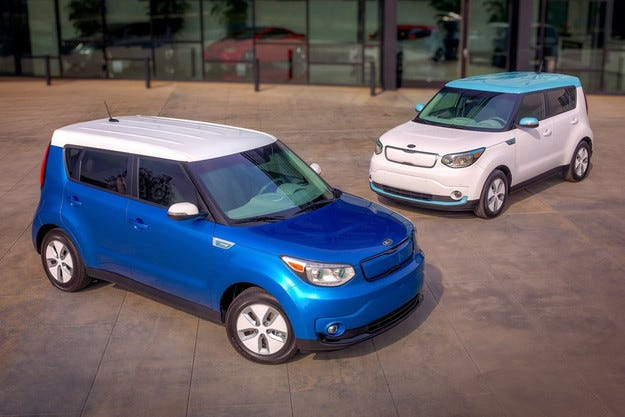Избраха Kia Soul EV за най-екологичен модел на годината