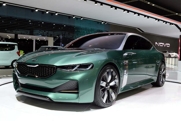Kia разработва нова фамилия от компактни автомобили