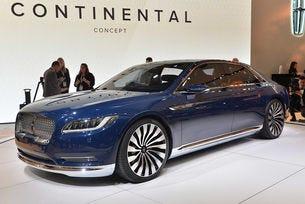 Бляскава премиера на луксозния седан Lincoln Continental