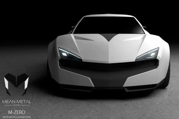 В Индия разработват първия хибриден суперавтомобил