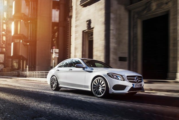 Mercedes-Benz C-класа е Световен автомобил на 2015