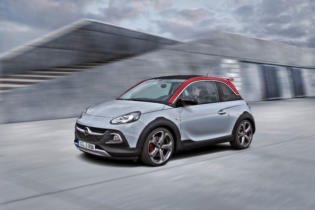 Световна премиера на Opel ADAM ROCKS S в Амстердам