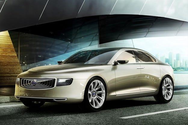 Volvo ще представи наследник на S80 в края на 2015 г.