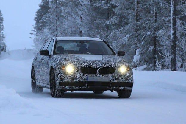 BMW Серия 5: Новият седан на Бавария идва през 2016