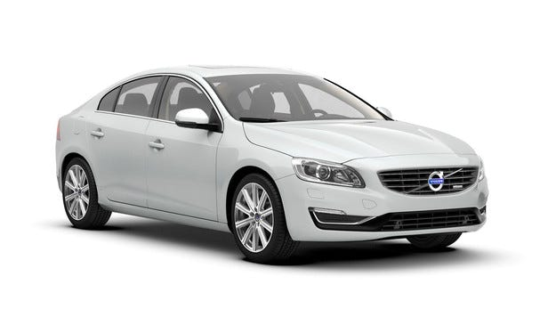 Volvo ще покаже в Шанхай модела Hybrid S60L