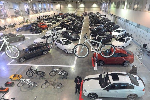 BMW и MINI ЕКСПО