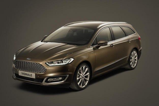 Ford разработи най-скъпото изпълнение Mondeo