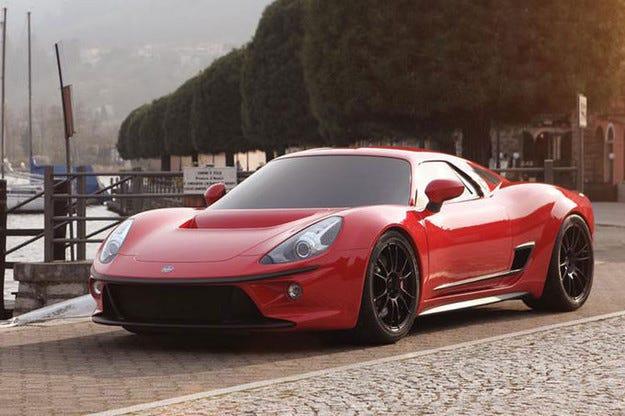 ATS 2500 GT в Монако: Спортен италианец с 640 к.с.