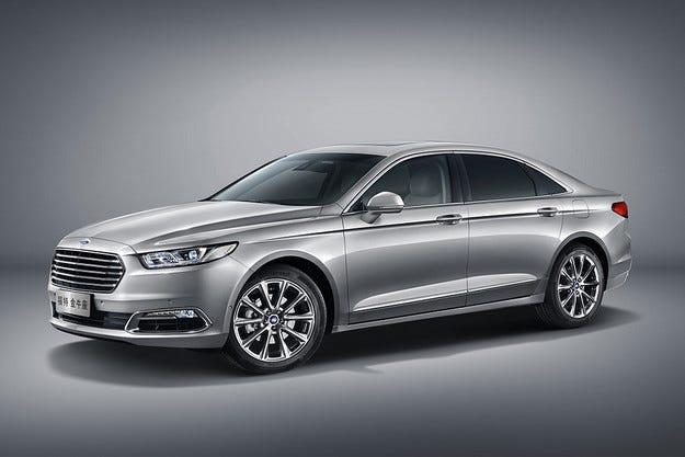 Ford представи официално новия седан Taurus