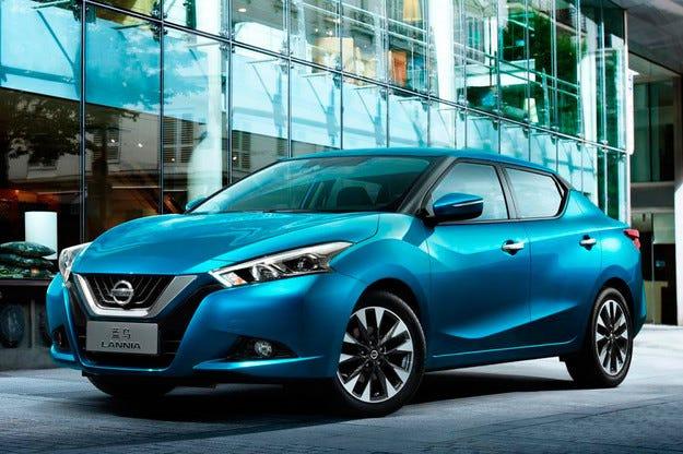Nissan представи серийна версия на седана Lannia
