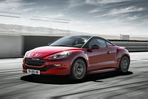 Лоша новина: Peugeot RCZ e в края на пътя си