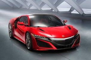 Acura разкри новото поколение на спортния модел NSX