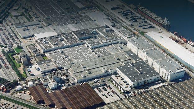 Volvo избра завода за новите си автомобили в Европа