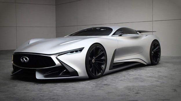 От виртуален Infiniti Vision GT стана реален автомобил