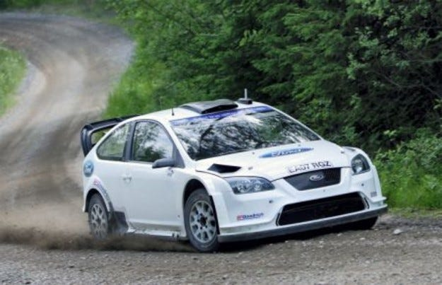 Focus RS WRC 07