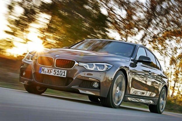 Разсекретиха в аванс обновената версия на BMW Серия 3