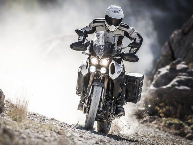 Тест на най-новите мотори Yamahaна на наша писта