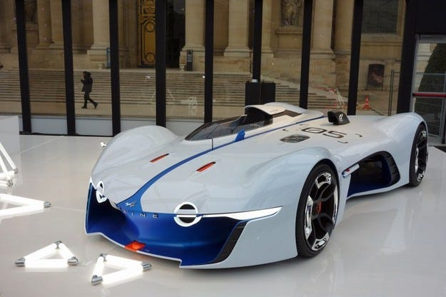 Официално: Концептът Alpine влиза в серийно производство