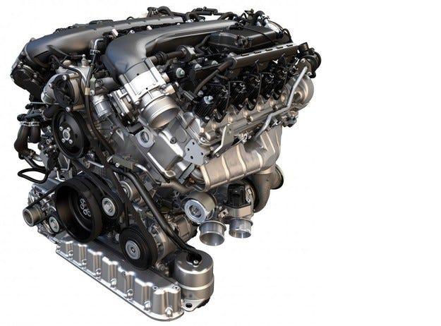 VW ENGINES