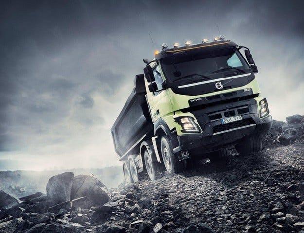 Volvo Trucks предлага автоматично задвижване на колелата