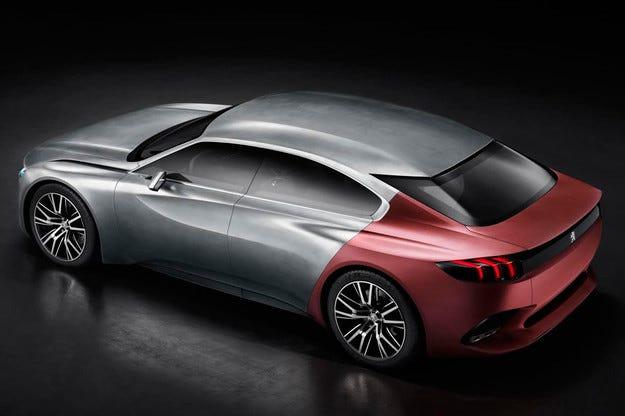 Концептът Peugeot Exalt получава серийна версия