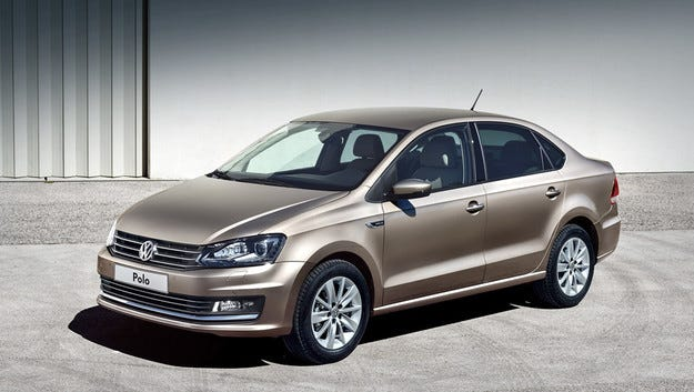 Компанията Volkswagen представи новия седан Polo