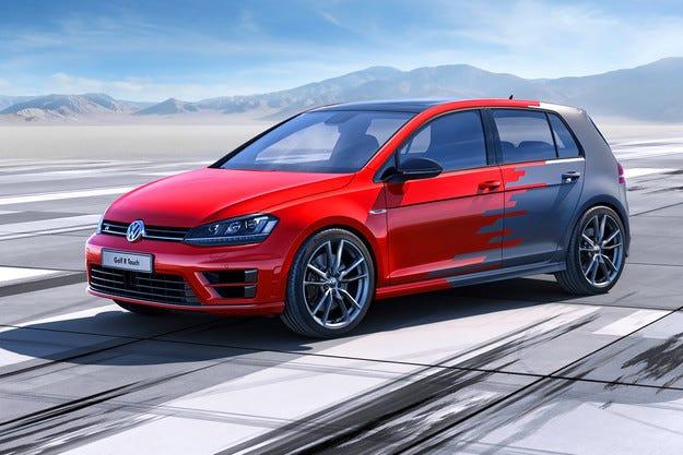 Обновеният VW Golf ще има система за управление с жестове