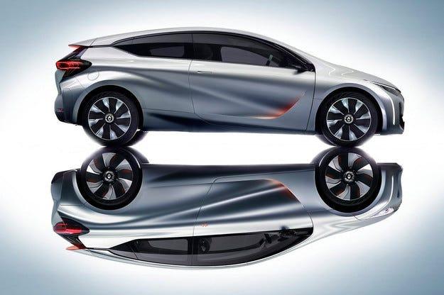 Икономичният концепт Renault EOLAB получава серийна версия