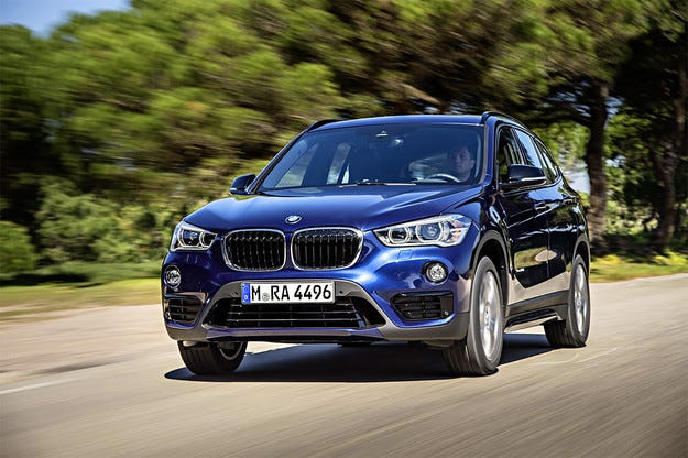 Баварската компания BMW разкри новото поколение X1