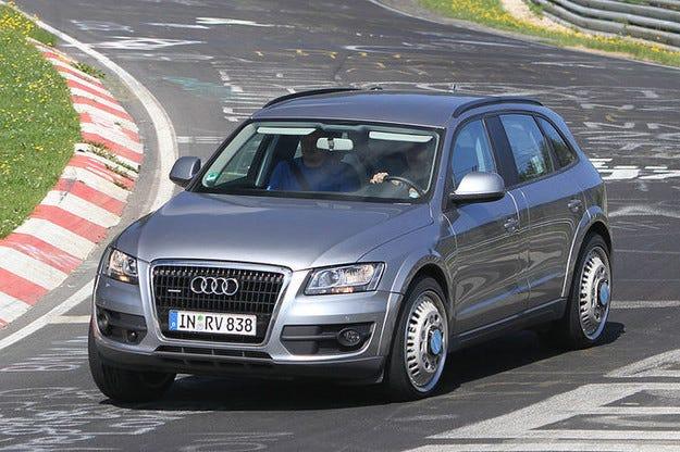 Прототипът Audi Q6: Идва като студия във Франкфурт