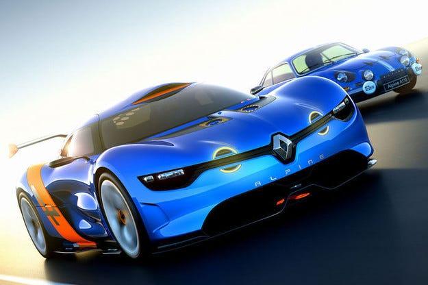 Ясна е датата на премиерата на новия Renault Alpine