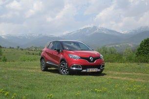 Renault Captur dCi 90 EDC XMOD