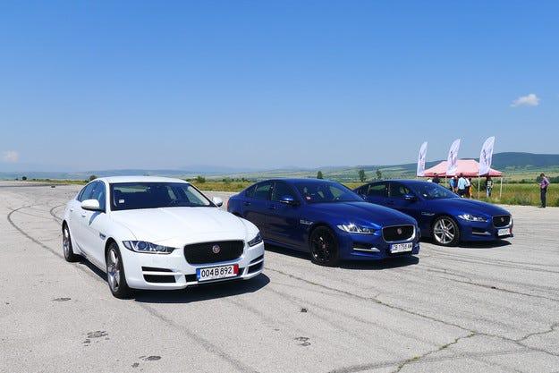 Jaguar XE в България