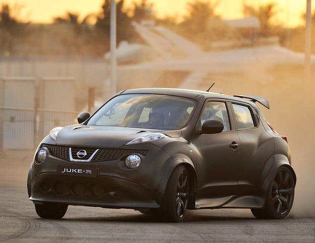 Nissan Juke-R Nismo: Никога няма да бъде доволен