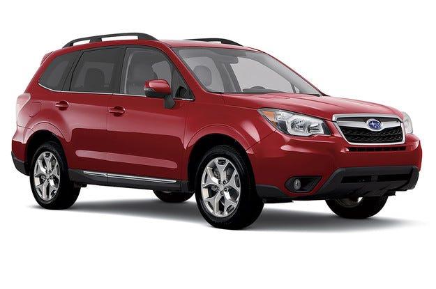 Японската компания Subaru представи обновен Forester