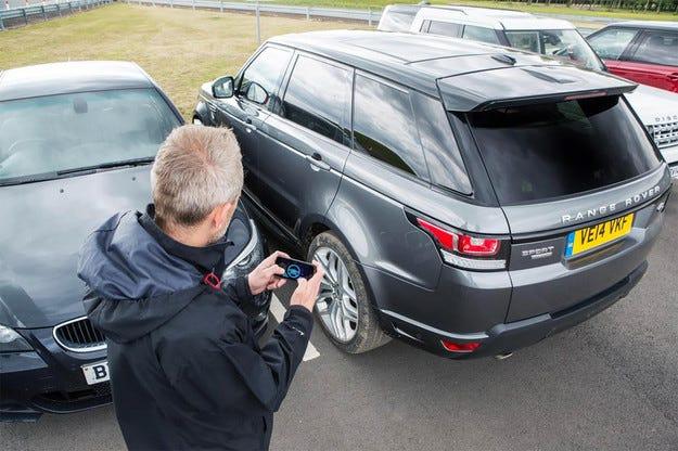 Jaguar Land Rover представя система за дистанционно управление