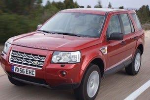 На пътя: Land Rover Freelander