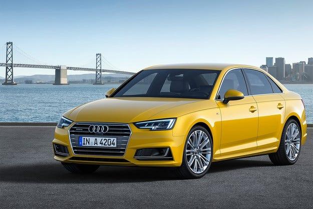 Немската компания Audi представи ново поколение A4