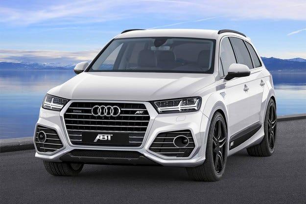 Tунинг студиото ABT Sportsline доработи новото Audi Q7
